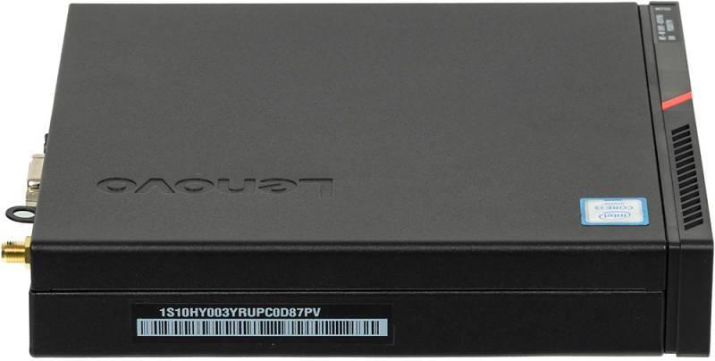 Системный блок Lenovo ThinkCentre M700 TINY черный - фото 3