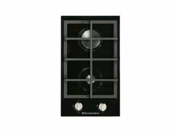 Газовая варочная поверхность Electronicsdeluxe TG2 400215F -007 черный