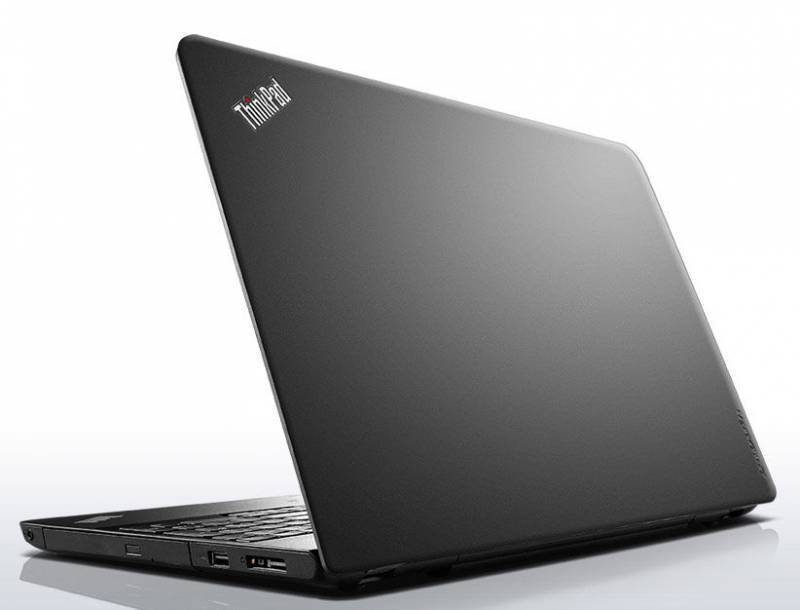 "Ноутбук 15.6"" Lenovo ThinkPad Edge E550 черный - фото 5"