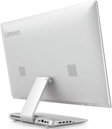 """Моноблок 27"""" Lenovo IdeaCentre 910-27ISH серебристый/черный - фото 3"""