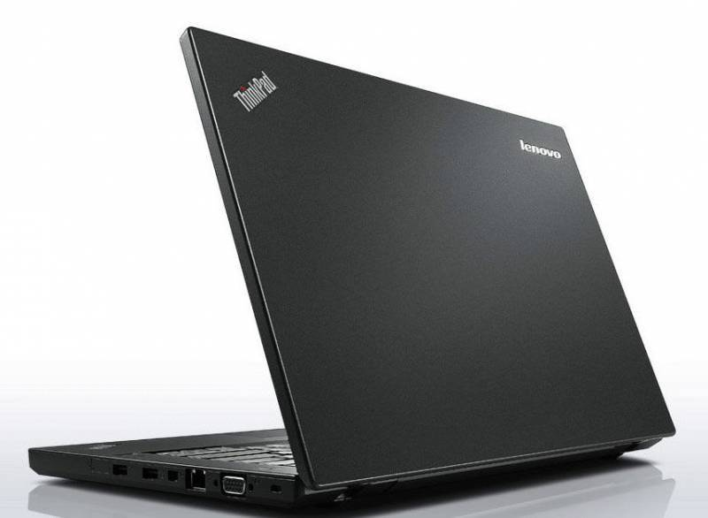 "Ноутбук 14"" Lenovo ThinkPad L450 черный - фото 7"