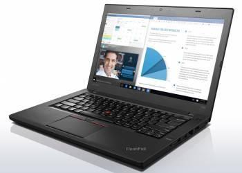 Ультрабук 14 Lenovo ThinkPad T460 черный