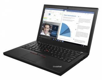 Ультрабук 12.5 Lenovo ThinkPad X260 черный