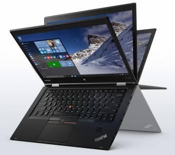 Ультрабук-трансформер 14 Lenovo ThinkPad X1 Yoga черный