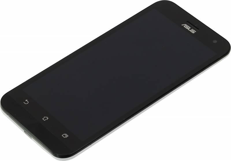 Смартфон Asus ZenFone 2 Laser ZE500KL 32ГБ белый - фото 4