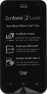 Смартфон Asus ZenFone 2 Laser ZE500KL 32ГБ черный