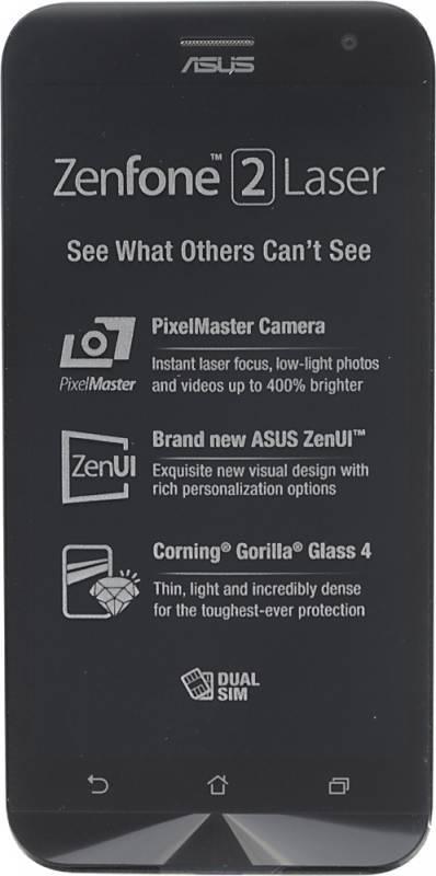 Смартфон Asus ZenFone 2 Laser ZE500KL 32ГБ пурпурный - фото 1