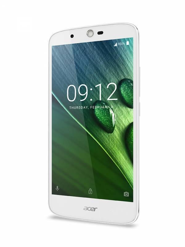 Смартфон Acer Liquid Zest Plus Z628 16ГБ белый - фото 4