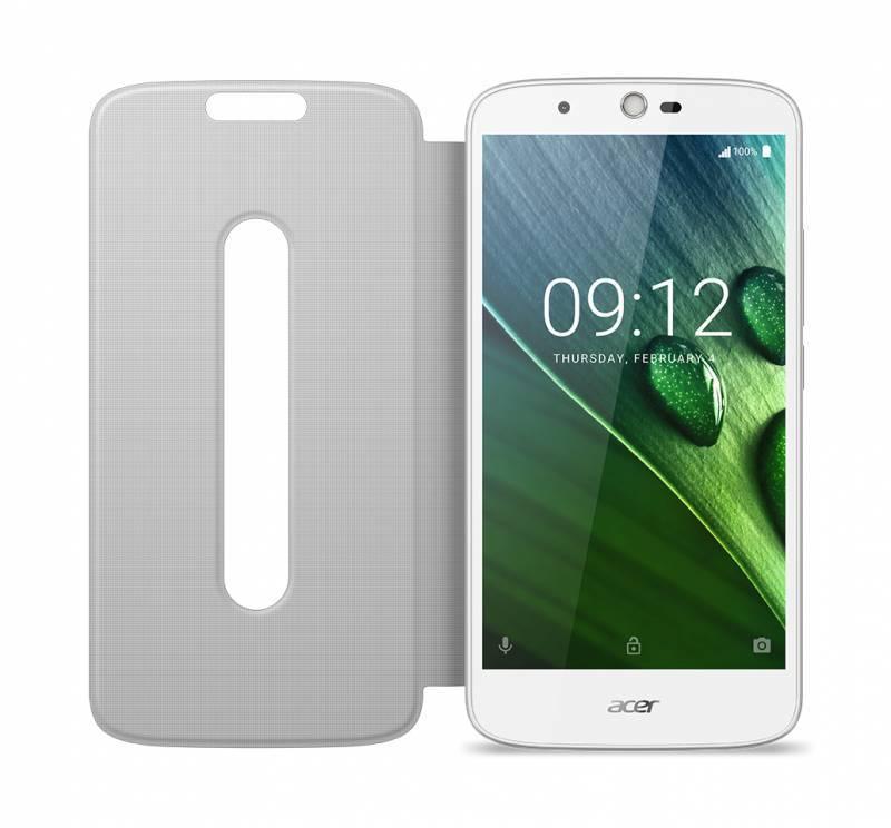 Смартфон Acer Liquid Zest Plus Z628 16ГБ белый - фото 7