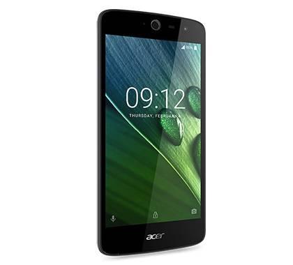 Смартфон Acer Liquid Zest Z528 16ГБ синий - фото 2