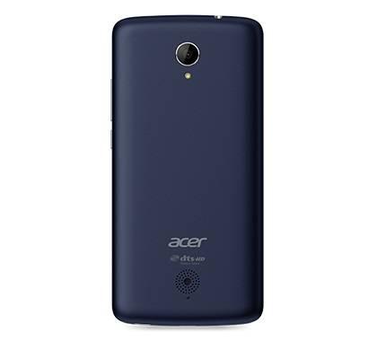 Смартфон Acer Liquid Zest Z528 16ГБ синий - фото 4