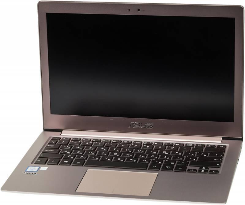 """Ноутбук 13.3"""" Asus Zenbook UX303UA-R4260T коричневый - фото 1"""