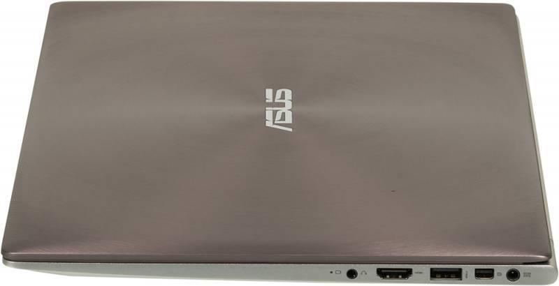 """Ноутбук 13.3"""" Asus Zenbook UX303UA-R4260T коричневый - фото 6"""