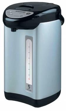Термопот Starwind STP5181 черный/серебристый