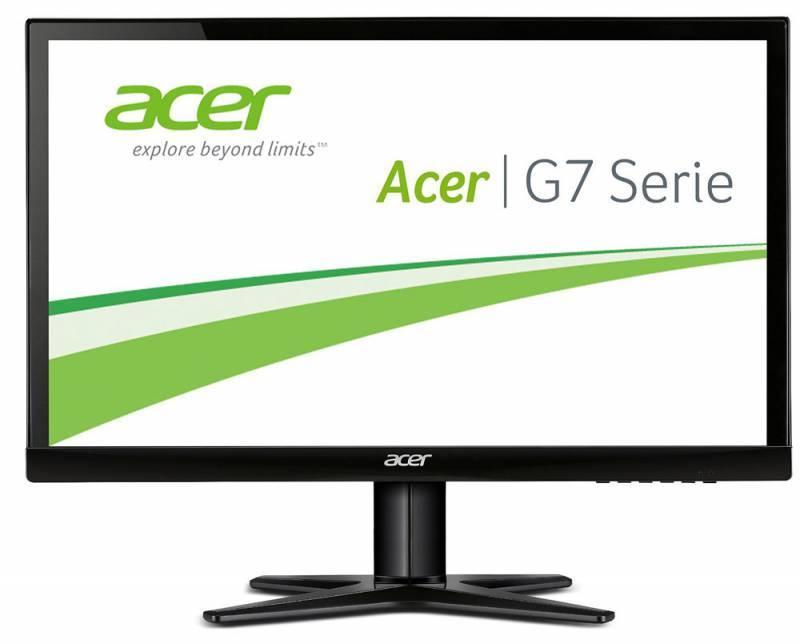 """Монитор 23.8"""" Acer G247HYLbidx черный - фото 1"""