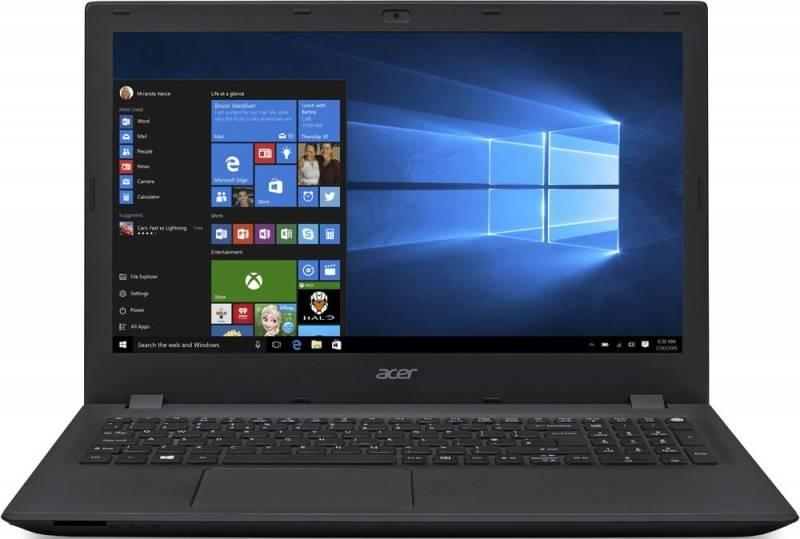"Ноутбук 15.6"" Acer TravelMate TMP257-M-330L черный - фото 1"