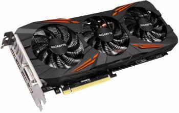 Видеокарта Gigabyte GeForce GTX 1070 8192 МБ (GV-N1070G1 GAMING-8GD)