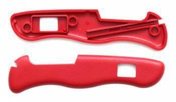 Накладка Victorinox задняя со slider lock красный