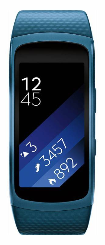 Смарт-часы Samsung Galaxy Gear Fit 2 SM-R360 - фото 2