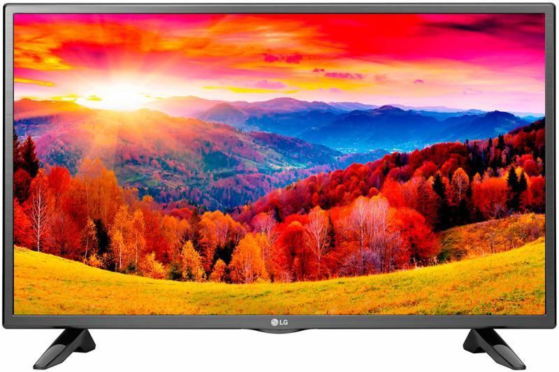 """Телевизор LED 32"""" LG 32LH590U серый - фото 1"""