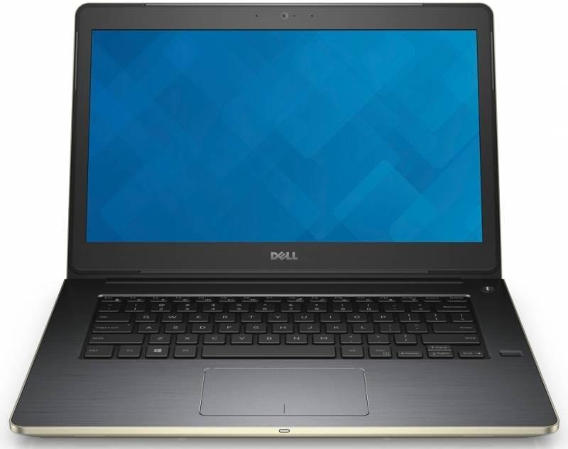 "Ноутбук 14"" Dell Vostro 5459 золотистый - фото 1"