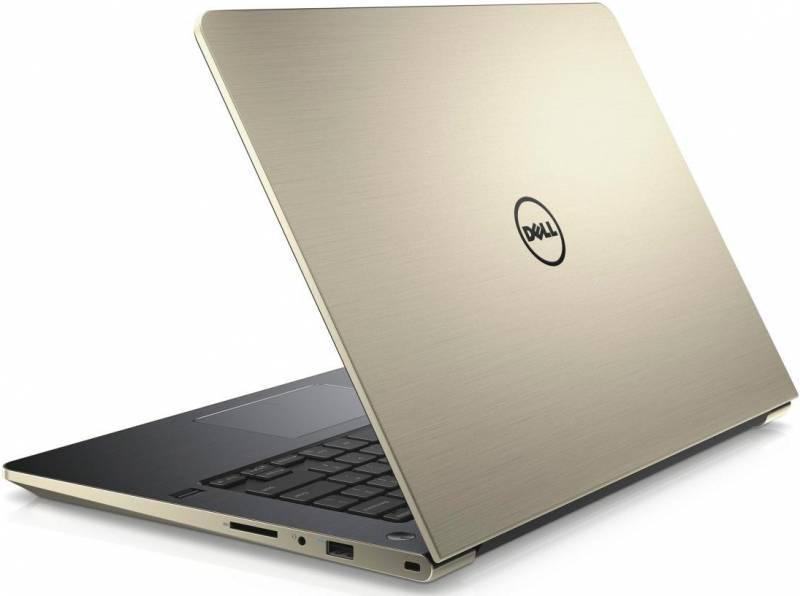 "Ноутбук 14"" Dell Vostro 5459 золотистый - фото 2"
