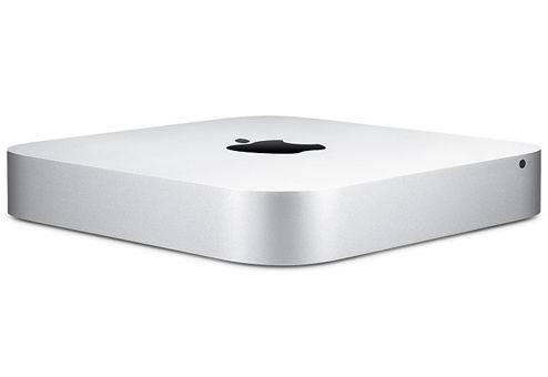 Компьютер Apple Mac mini Z0R70008M серебристый - фото 1