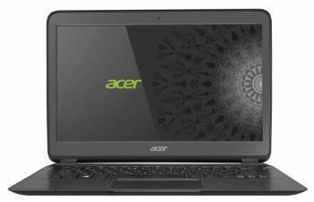 Ультрабук 13.3 Acer Aspire S5-371-70FD черный