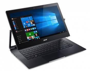Трансформер 13.3 Acer Aspire R7-372T-797U серый