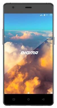 Смартфон Digma S503 4G VOX 16ГБ черный / серый