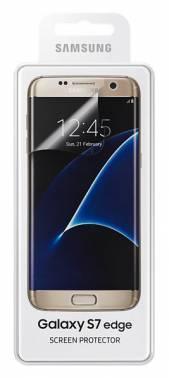 Защитная пленка Samsung ET-FG935CTEGRU для Samsung Galaxy S7 Edge прозрачная