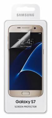 Защитная пленка Samsung ET-FG930CTEGRU для Samsung Galaxy S7 прозрачная