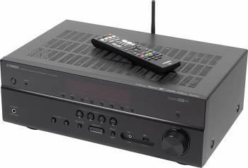 Ресивер AV Yamaha HTR-4069 5.1 черный