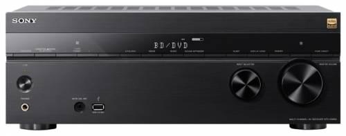 Ресивер AV Sony STR-DN860 7.2 черный - фото 1