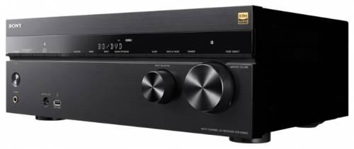 Ресивер AV Sony STR-DN860 7.2 черный - фото 2