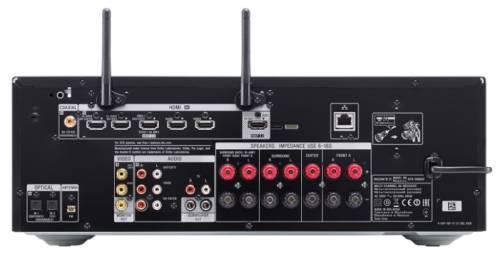 Ресивер AV Sony STR-DN860 7.2 черный - фото 3