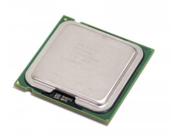 Процессор Intel - фото 1