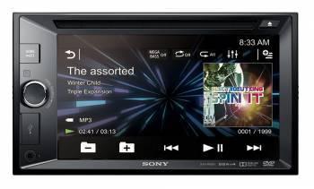 Автомагнитола Sony XAV-W600 (XAVW600.RU2)