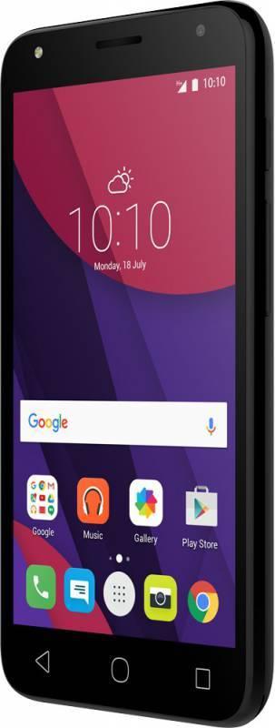Смартфон Alcatel Pixi 4 5010D 8ГБ черный - фото 4