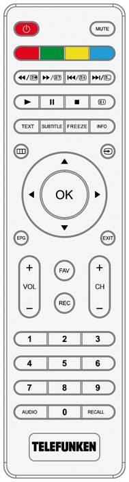 """Телевизор LED 31.5"""" Telefunken TF-LED32S38T2 белый - фото 2"""