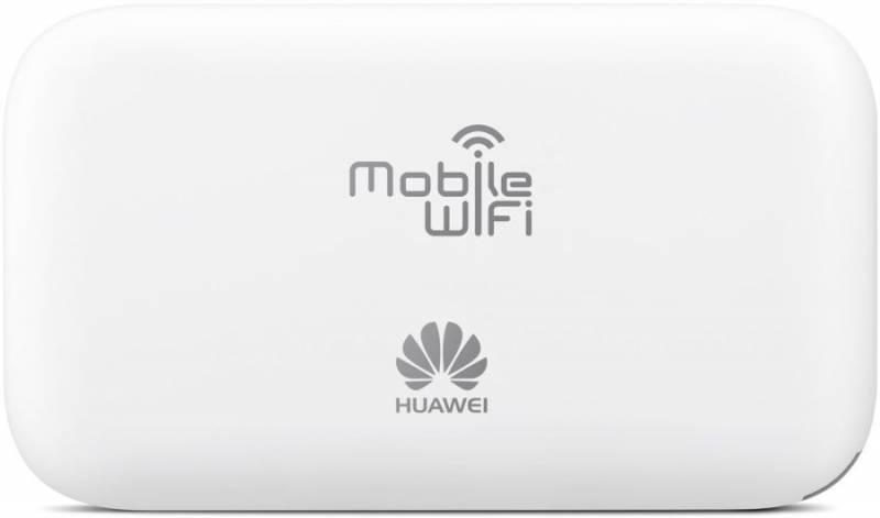Модем 2G/3G/4G Huawei E5573Cs-322 USB белый (51071JPJ) - фото 3
