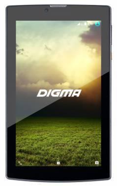 Планшет Digma Optima 7202 3G MT8321 (1.3) 4C/RAM1Gb/ROM8Gb 7 IPS 1024x600/3G/WiFi/0.3Mpix/0.3Mpix/GPS/Android 5.1/черный/Touch/microSD 32Gb/minUSB/2200mAh (TS7055MG)