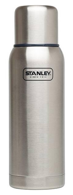 Термос Stanley Adventure серебристый (10-01570-010) - фото 1