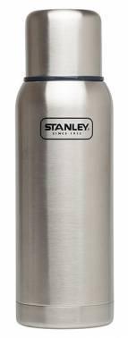 Термос Stanley Adventure серебристый (10-01570-010)