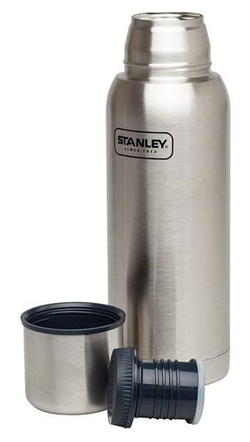 Термос Stanley Adventure серебристый (10-01570-010) - фото 2