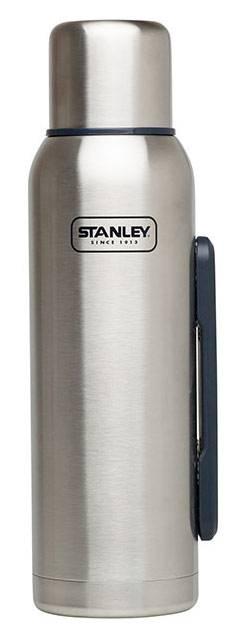 Термос Stanley Adventure серебристый (10-01603-002) - фото 1