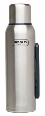 Термос Stanley Adventure серебристый (10-01603-002)