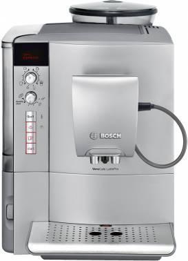 Кофемашина Bosch TES51521RW серебристый