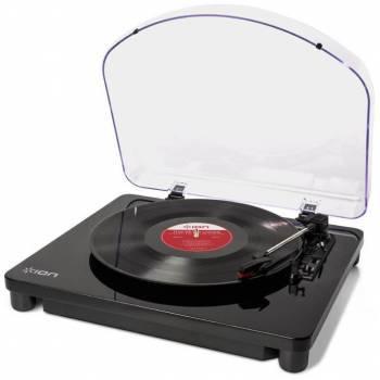 Виниловый проигрыватель ION Audio Classic LP черный