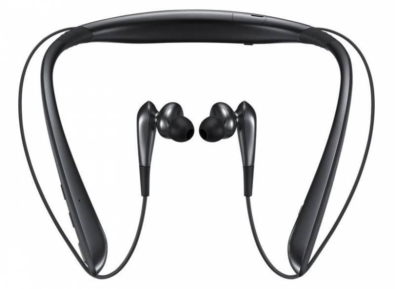 Беспроводная гарнитура Samsung LEVEL U Pro ANC черный - фото 1